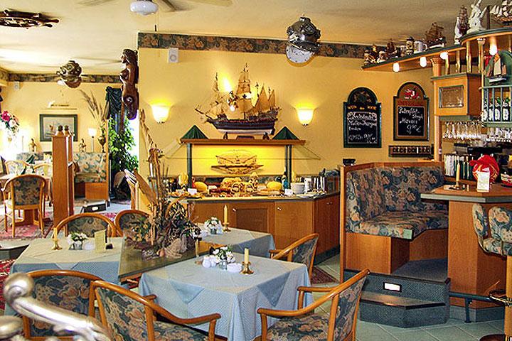 Frühstücks-Restaurant
